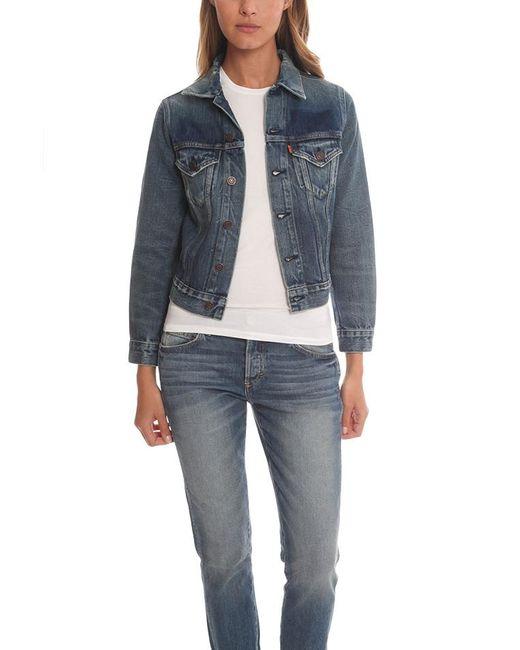 Levi's Blue Type Iii Jacket