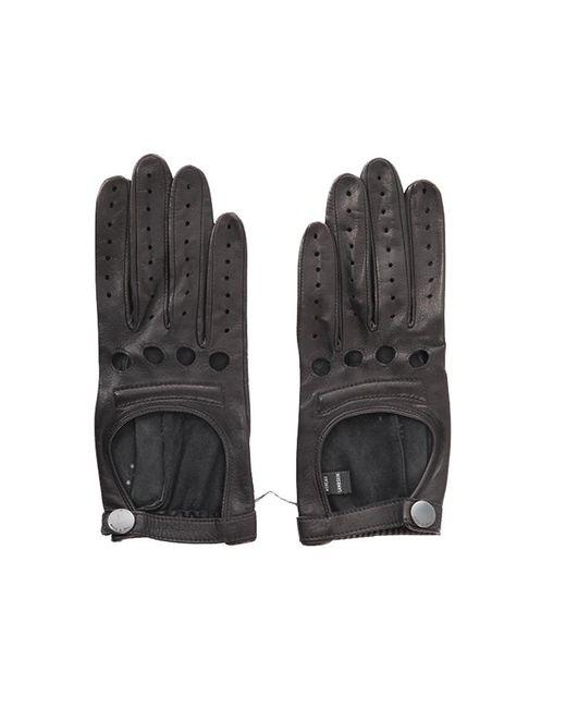 Rag & Bone Black Moto Glove