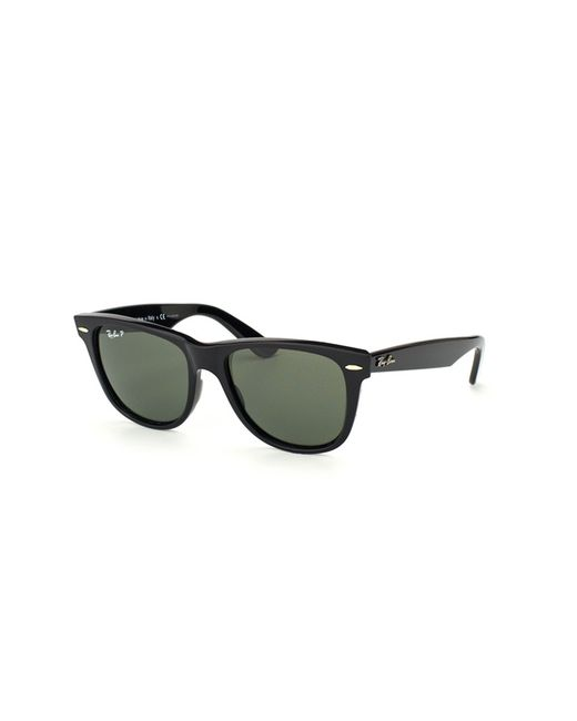 ray ban original wayfarer sunglasses y3e1  ray ban wayfarer sunglasses rb2140 50mm black polarized