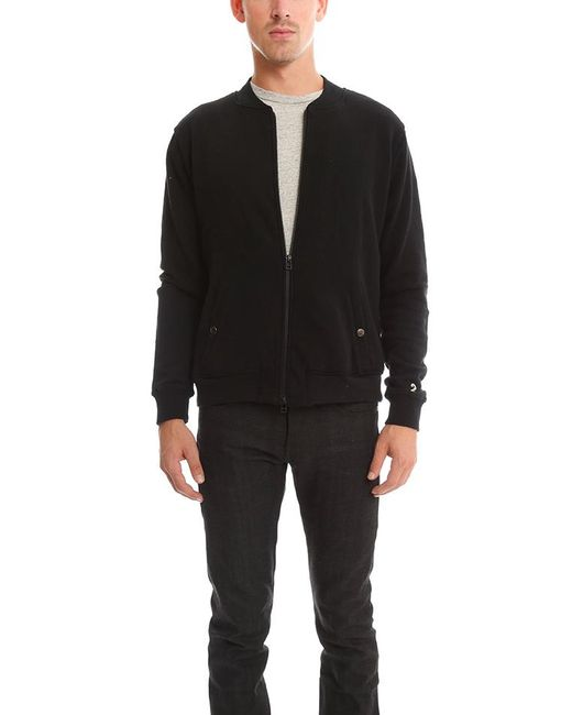 Robert Geller | Black Seconds Bomber for Men | Lyst