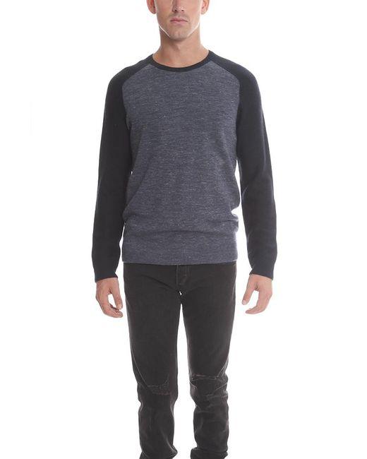 Vince Gray Jaspe Crewneck Sweater for men