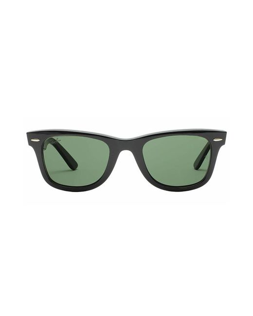 Ray-Ban - Original Wayfarer Black/green - Lyst