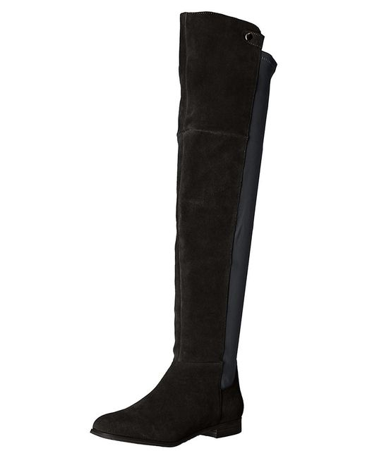 Chinese Laundry - Womens Robin Closed Toe Over Knee Fashion Boots, Black, Size 7.5 - Lyst