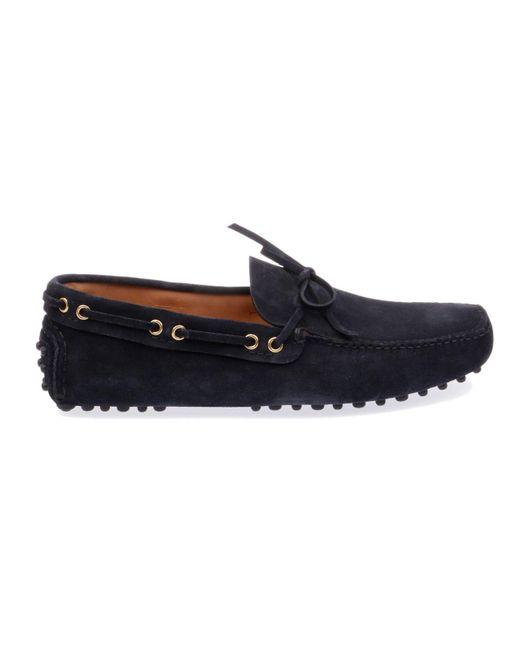 Car Shoe - Blue Mocassino for Men - Lyst