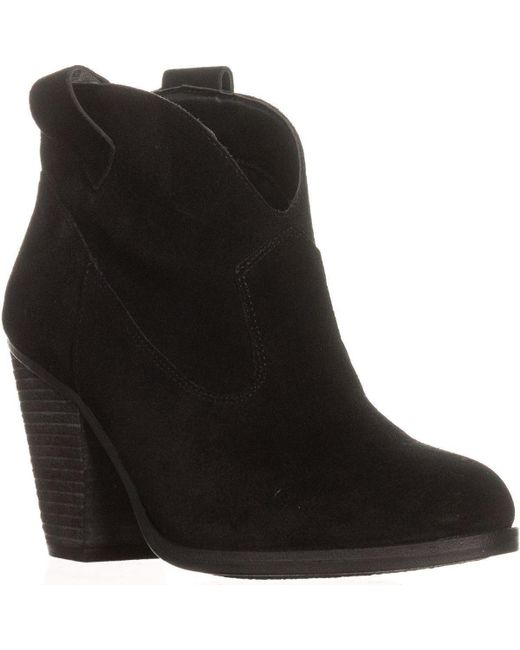 Vince Camuto - Hadrien Ankle Booties, Black - Lyst