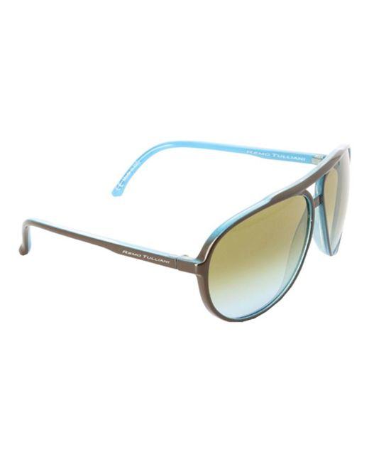 Remo Tulliani - Brown Men's Smooth Sunglasses for Men - Lyst