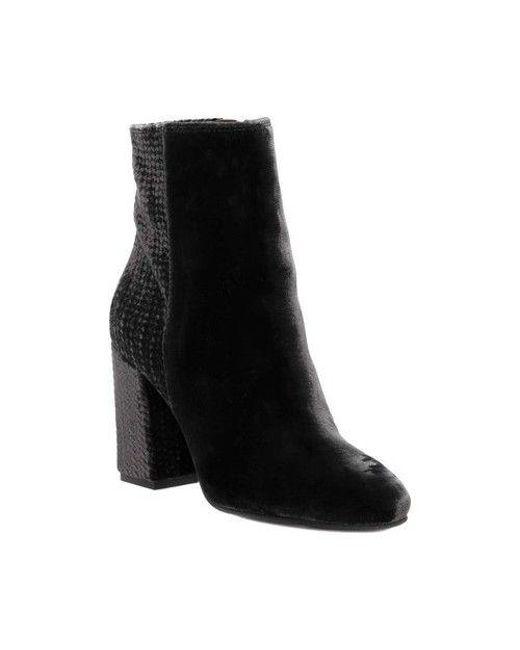 Lucky Brand - Black Women's Wesson Block Heel Bootie - Lyst