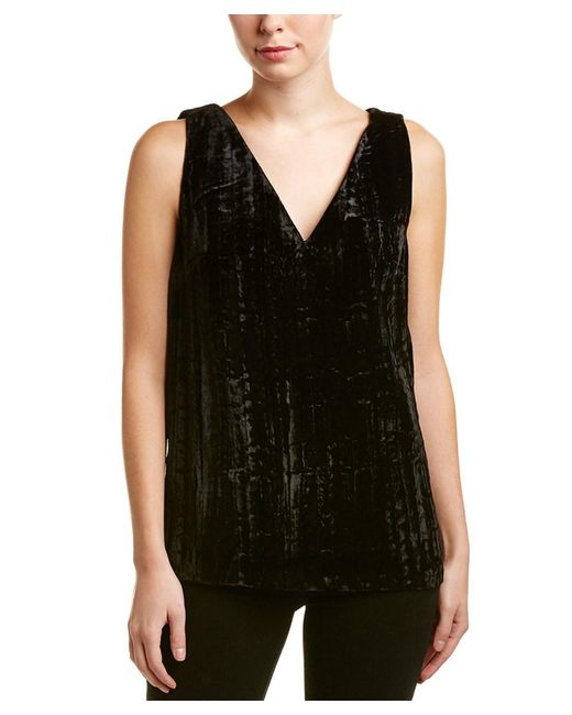 French Connection - Black Theresa Top - Lyst