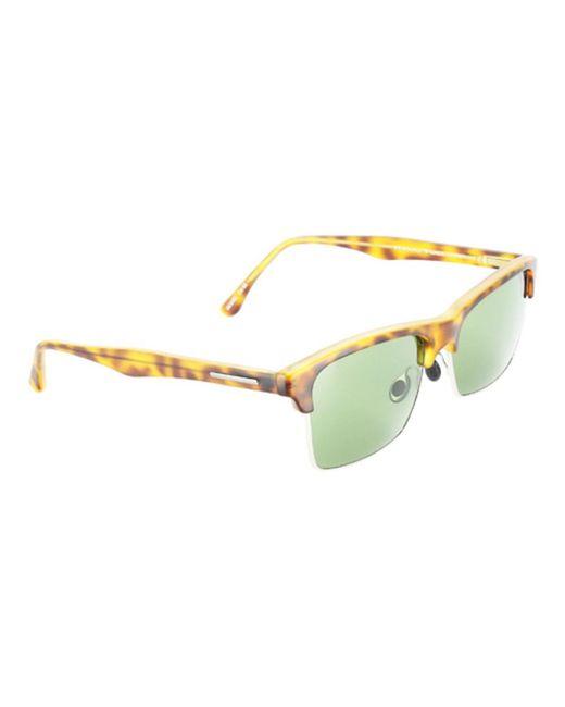 Remo Tulliani - Yellow Men's Desire Sunglasses for Men - Lyst