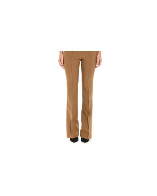 Etro - Women's Brown Wool Pants - Lyst