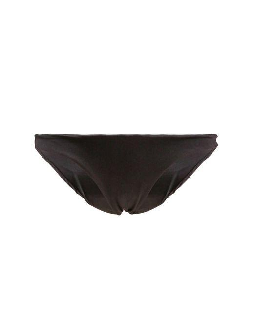 Beach Bunny - Black Bresilian Bikini Bottom Bunny Basic Black - Lyst