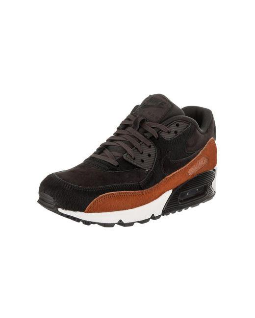 Black Women's Air Max 90 Lx Running Shoe