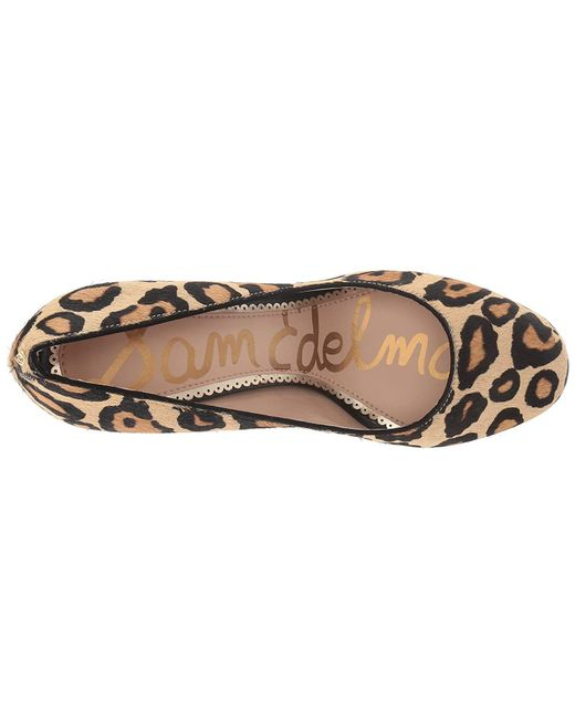 7008cf0c0 ... Sam Edelman - Multicolor Womens Stillson Leather Round Toe Classic Pumps  - Lyst