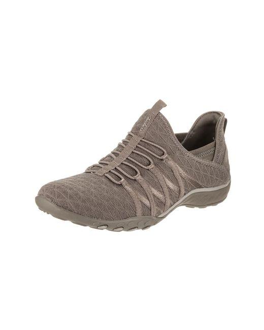 Skechers - Brown Women's Breath-easy-viva-city Casual Shoe - Lyst