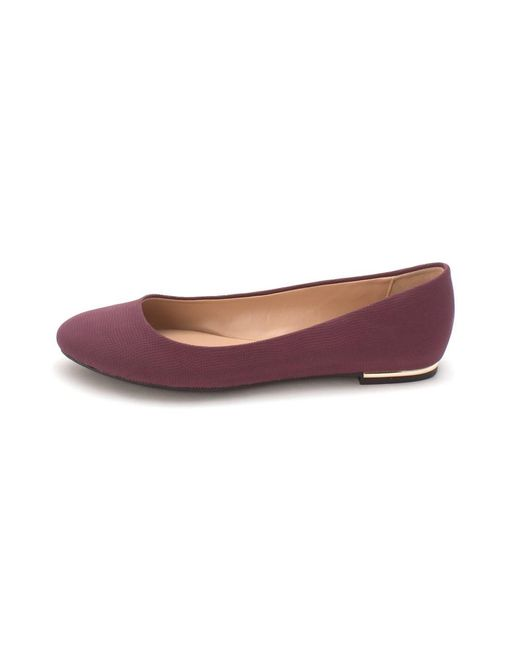 Call It Spring - Purple Women's Fibocchi Ballet Flat - Lyst