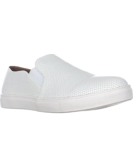 Wanted | Pinellas Slip On Fashion Sneakers, White for Men | Lyst