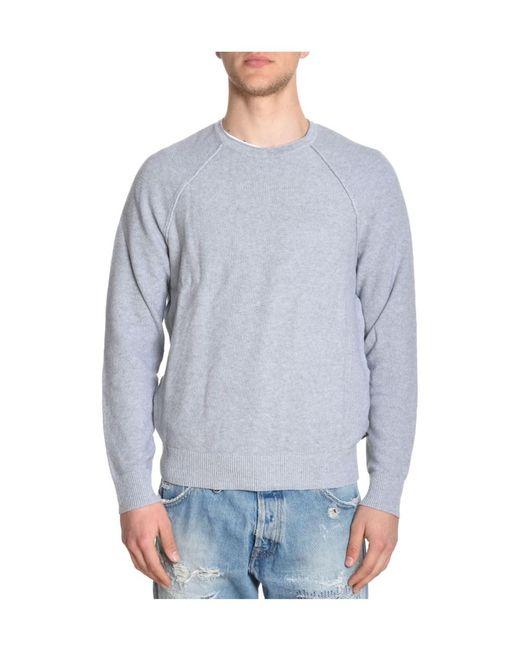 Michael Kors | Gray Men's Grey Cotton Sweatshirt for Men | Lyst