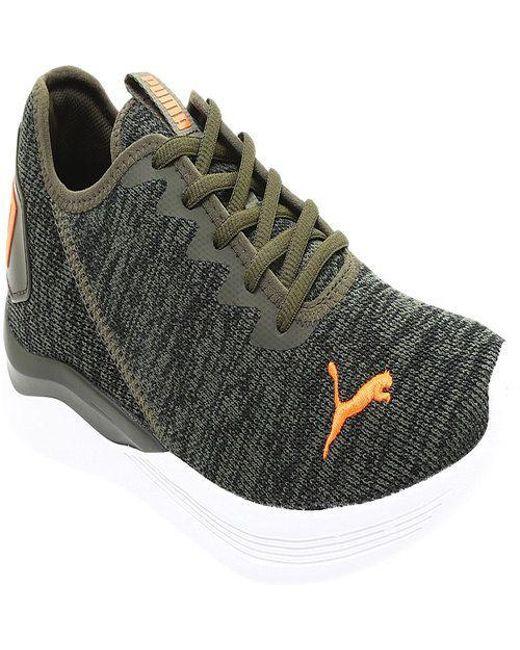 7ce8586a8ee013 Lyst - Puma Men s Ballast Sneaker in Black for Men