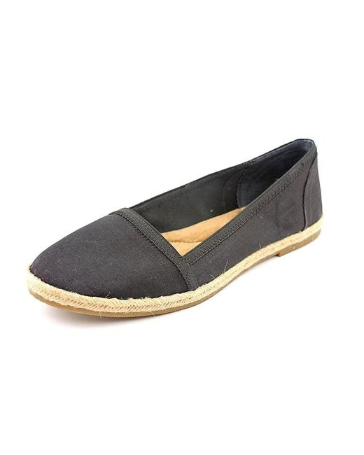 Giani Bernini | Black Honie Canvas Espadrilles | Lyst