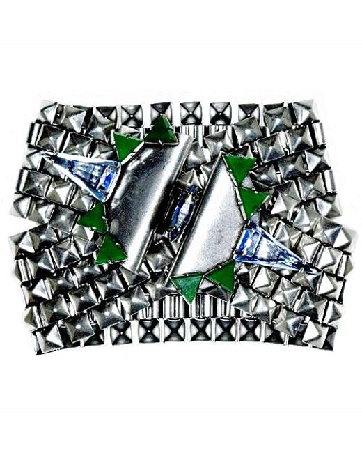 Nicole Romano | Metallic Peizhi Bracelet | Lyst