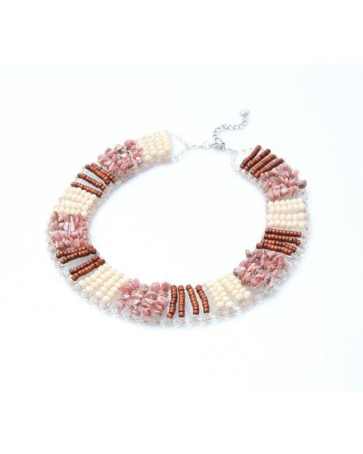 Nakamol | Multicolor Ravel Necklace-jasper | Lyst