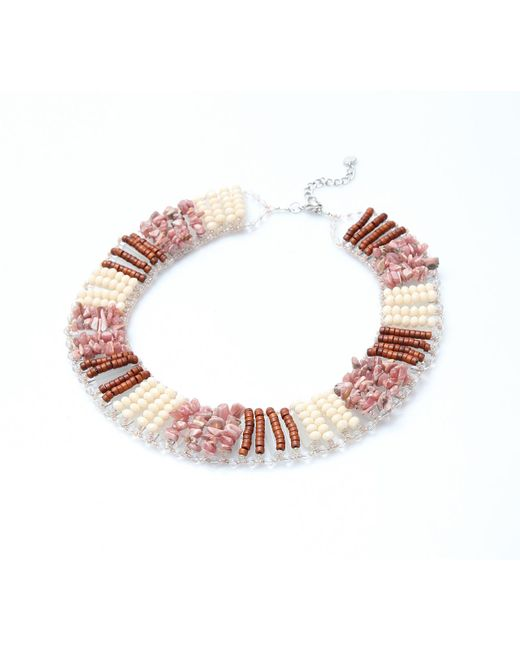 Nakamol | Multicolor Ravel Necklace-jasper | Lyst