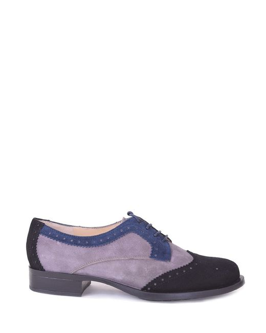 Amalfi Leather Oxford Shoes