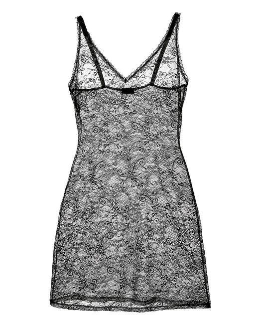 Cosabella | Black Trentatm Lace Slip | Lyst