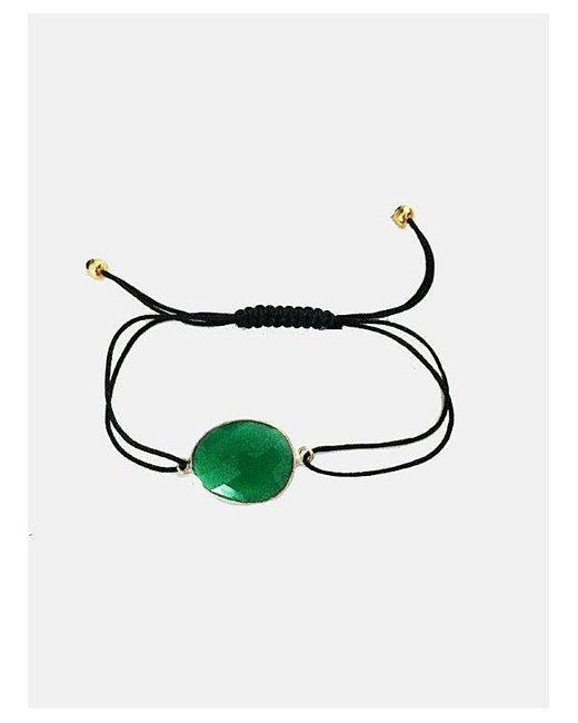 Blue Candy Jewelry   Green Quartz On Cord   Lyst