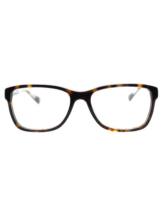 Coach Julayne Square Plastic Eyeglasses in Multicolor Lyst