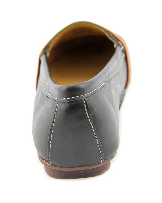 Sebago Meriden Penny Women Round Toe Leather Loafer in ...