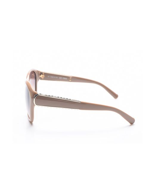 Chlo Womens Oversized Frame Sunglasses Nude In Multicolor Ivory - Save 64  Lyst-8097