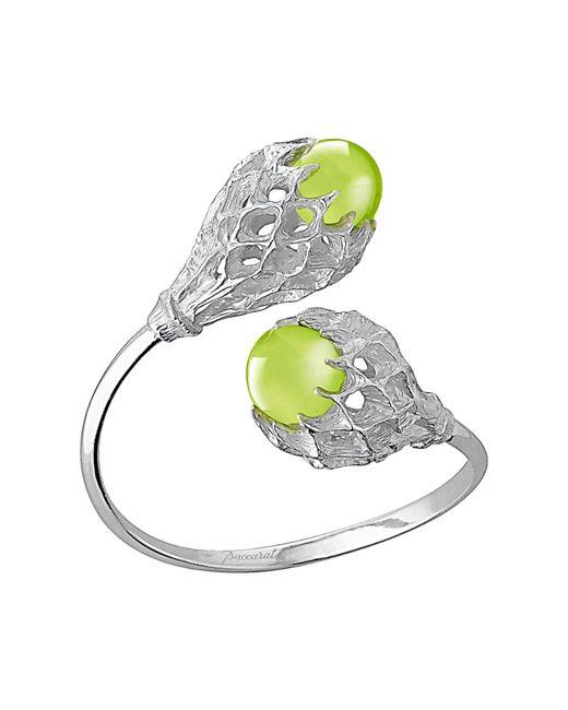 Baccarat | Metallic Merveille Silver Crystal Cuff Bracelet | Lyst