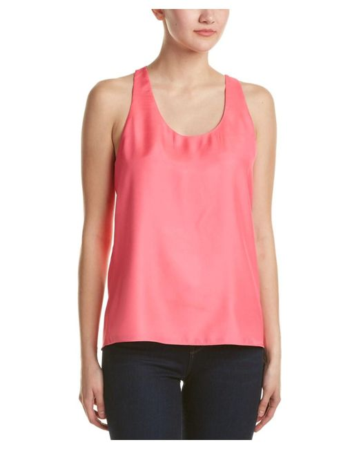 Parker | Pink Strappy Tank | Lyst