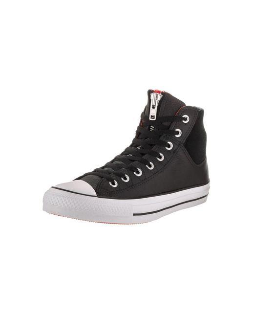 Converse | Black Unisex Chuck Taylor Ma-1 Zip Hi Casual Shoe for Men | Lyst