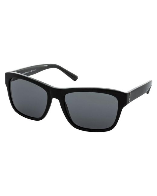 Burberry | Black Sunglasses, Be4194 58 for Men | Lyst