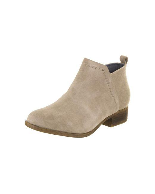 TOMS - Natural Women's Deia Boot - Lyst