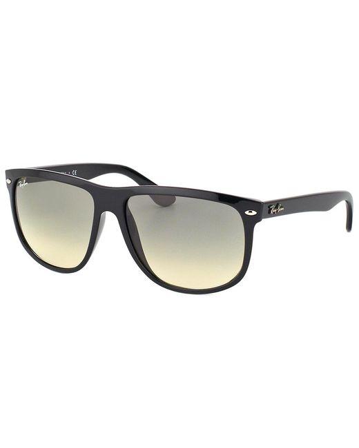 Ray-Ban - Black Boyfriend Square Plastic Sunglasses - Lyst