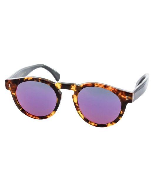 Illesteva - Multicolor Unisex Leonard 47mm Sunglasses - Lyst