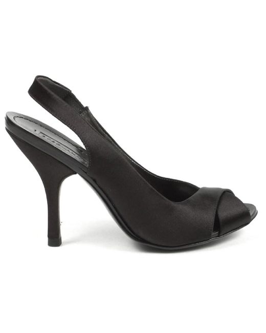 BCBGMAXAZRIA | Black Ladies Sandal | Lyst