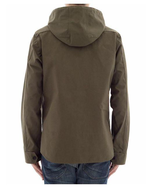 Lyst - Junya Watanabe Men s Green Cotton Coat in Green for Men de597c160e3f