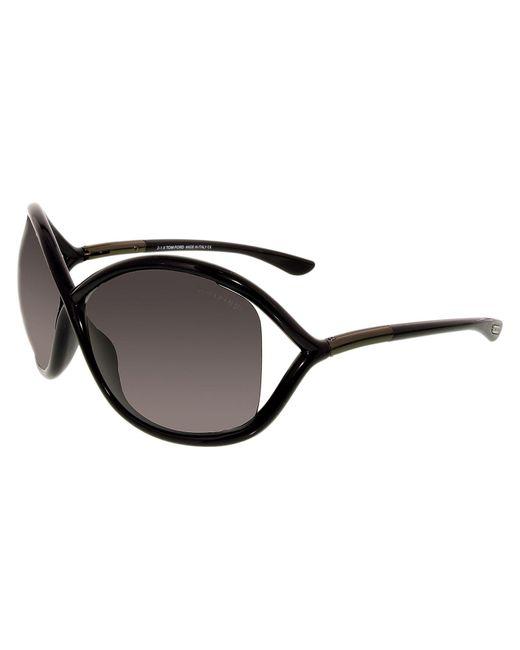 Tom Ford - Women's Whitney Ft0009-199-64 Black Butterfly Sunglasses - Lyst