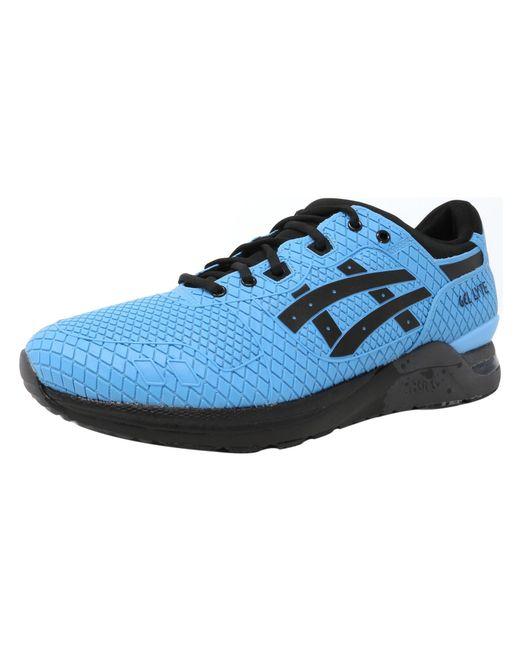 41f067358f8f Lyst - Asics Men s Gel-lyte Evo Ankle-high Running Shoe in Blue for Men