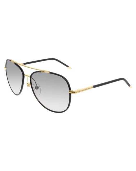 Burberry - Gray Men's Gradient Be3078j-114511-57 Grey Aviator Sunglasses for Men - Lyst