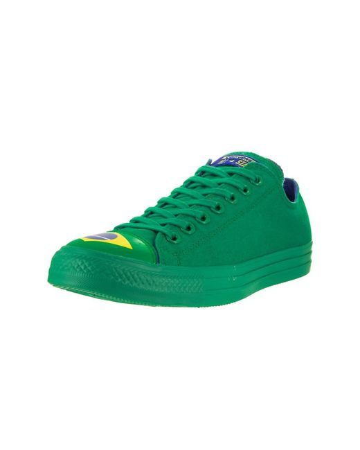 Converse | Green Unisex Chuck Taylor All Star Ox Basketball Shoe for Men | Lyst