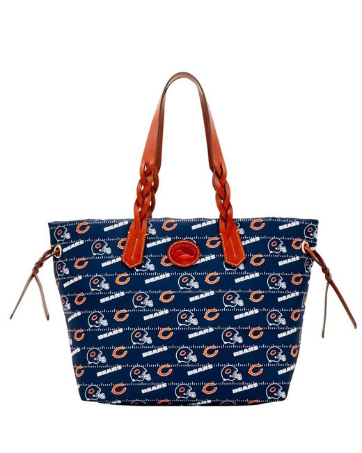 Dooney & Bourke - Blue Nfl Bears Shopper - Lyst