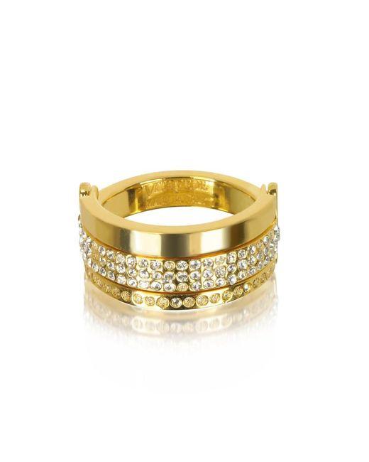 Vita Fede - Metallic Women's Gold Metal Ring - Lyst