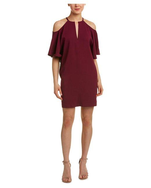 Rachel Zoe - Red Andrea Shift Dress - Lyst
