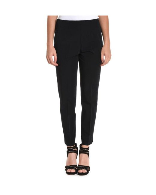 PT01 | Women's Black Cotton Pants | Lyst