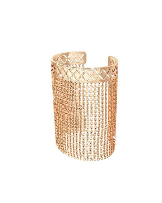 Rebecca - Women's Yellow Steel Bracelet - Lyst